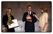 "January 2011 - SIA ""Latgran"" receives the ""The Golden Pine Cone"" award"